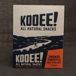 Kooee makes the perfect beef jerky gift