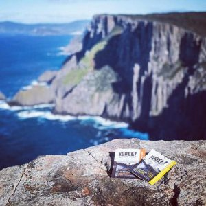 Paleo beef jerky: KOOEE! on the Three Cape Track, Tasmania