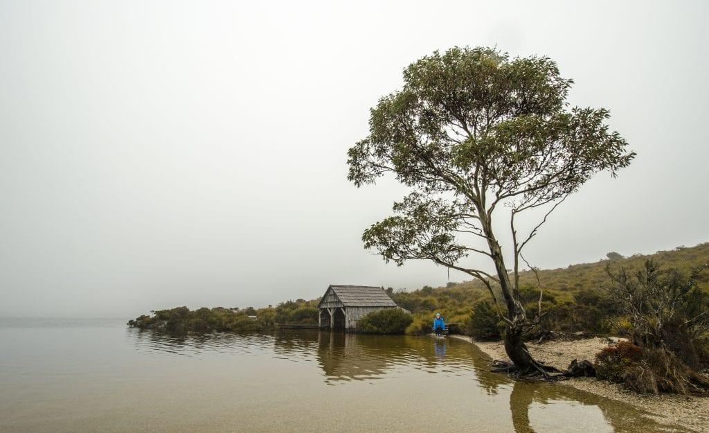 Dove Lake, Cradle Mountain, Tasmania