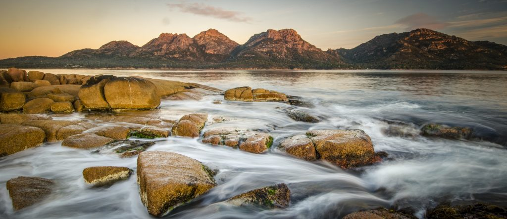 The Hazards, Freycinet National Park, Tasmania