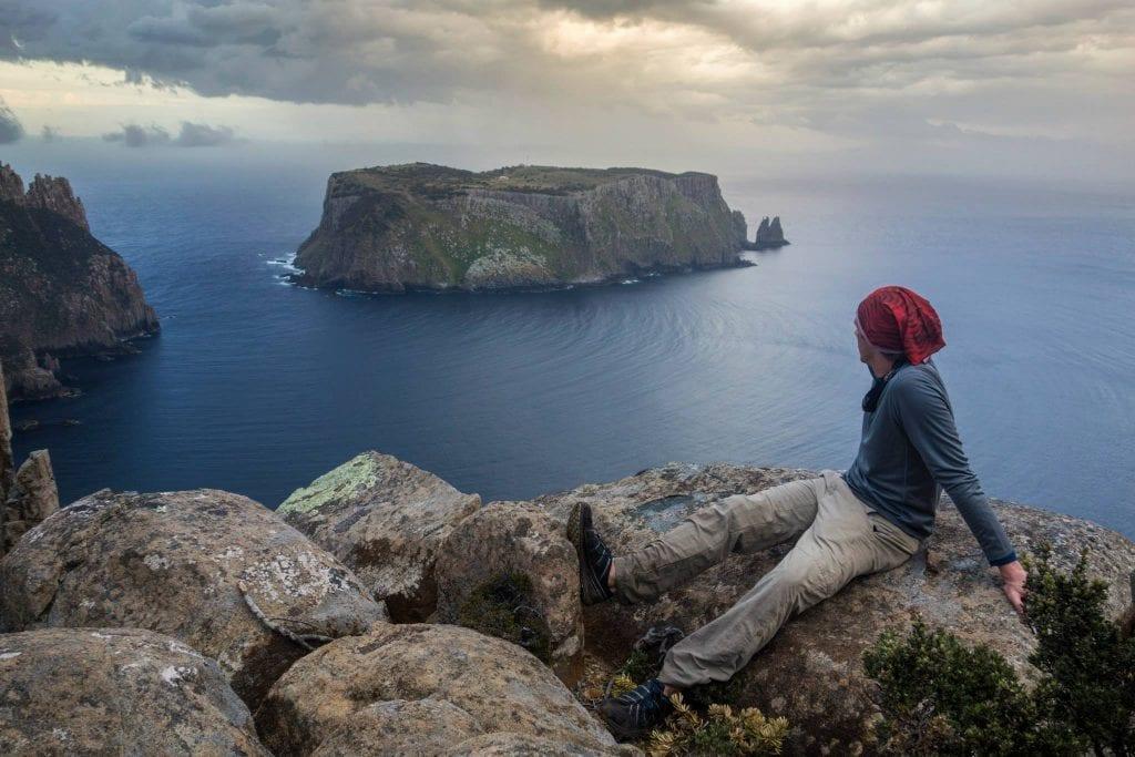 Tasman Island, three capes walk