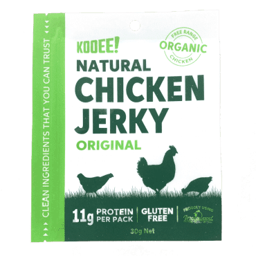 KOOEE! Chicken Jerky