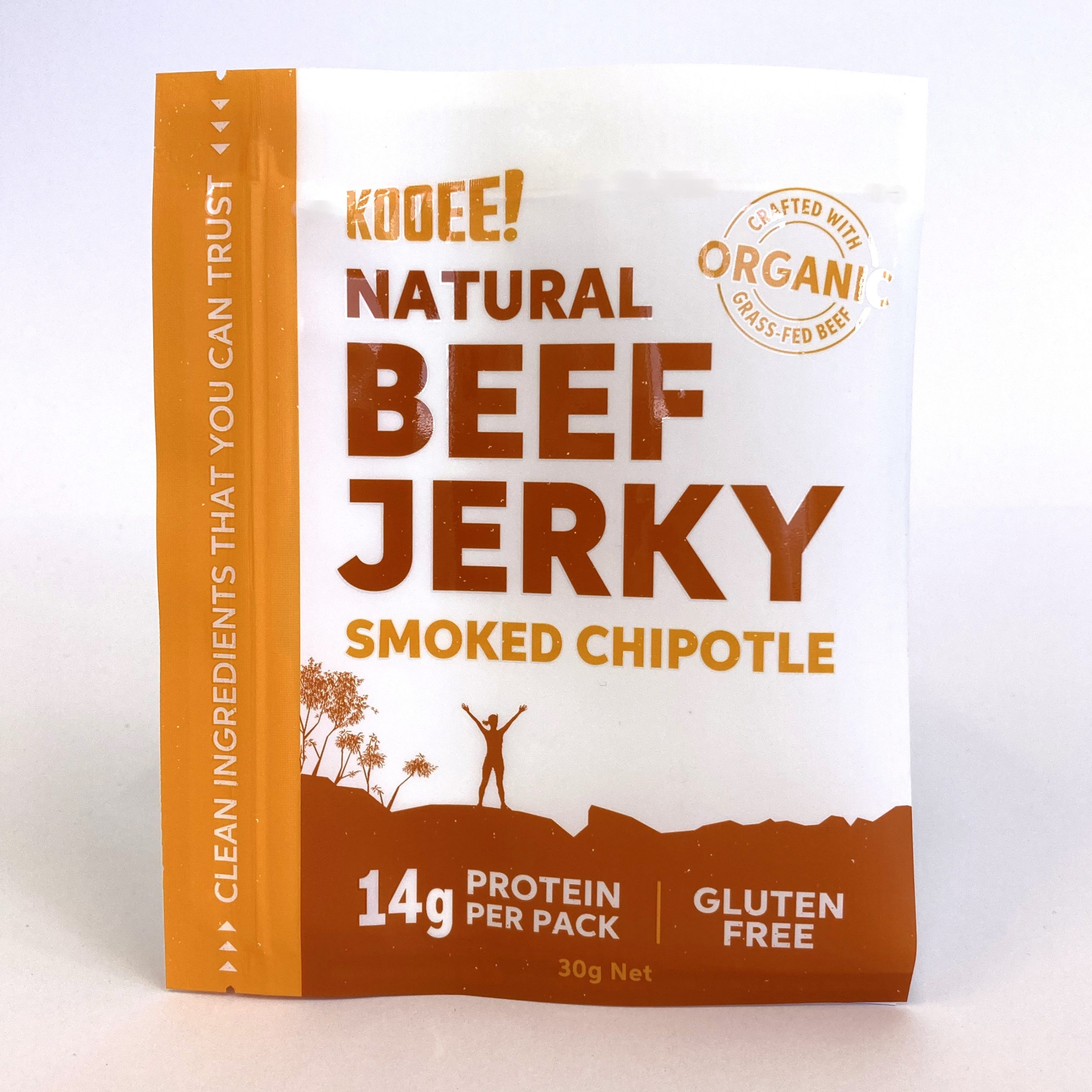 Jerkys Gourmet 100% Grass Fed Beef Jerky - Fuel To Fit