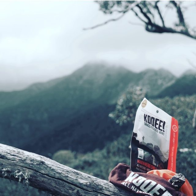 Stay warm with a bit of 🔥 this weekend. Our Habanero Chilli beef jerky is a cold weather essential - available via our online shop. 🌶 #wheredoyoukooee #habanero #jerky 📷: @dean.mcg