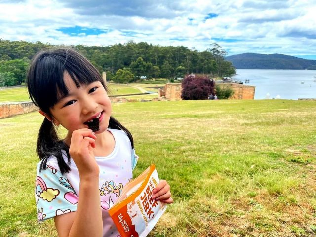 One thing every parent knows: ALWAYS bring snacks when out with the kids! 👨👩👧👦 Have a happy weekend! 🙌 📸: @himikojigglypuff  #wheredoyoukooee #jerky #kidssnacks . . . . . . . . . #beefjerky  #glutenfree #Melbournefoodie #keto #ketogenic #ketodiet #ketoaf #ketoeats #ketosnacks #biltong  #lowcarb #lchf  #lunchbox #sydneyfoodie #ketoaus #ketoau #ketoaustralia #ketoaustralia🇦🇺 #lowcarbaustralia #lunchboxideas #coeliac #hiitaustralia #kidslunchbox #dadhacks #mumhacks #ketolifestyle #healthykidsfood