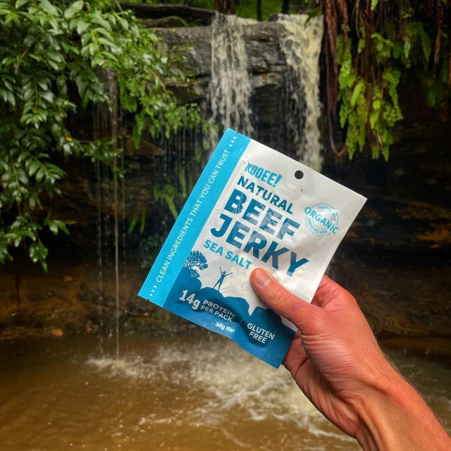 As spectacular as these waterfalls have been, thankfully there are clear skies ahead for NSW! 🙏🌦  #wheredoyoukooee #chasingwaterfalls #jerky . . . . . . . . . . . .  #beefjerky #glutenfree #keto #ketogenic #ketodiet #ketoaf #ketoeats #ketosnacks #biltong  #lowcarb #lchf #healthykidsfood #healthykidssnacks #lunchbox #sydneyfoodie #ketoaus #ketoau #ketoaustralia #ketoaustralia🇦🇺 #lowcarbaustralia #lunchboxideas #coeliac  #ketolifestyle #organicbeef #organicaustralia #regenerativeagriculture
